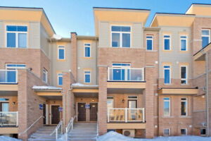 2BR + 3W NEW CONDO TOWNHOUSE (STACKED ) FOR SALE IN PICKERING