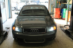 PARTING OUT AUDI S4 2005, 4.2 AUTOMATIC, AWD 125K