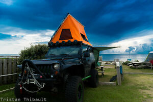 2012 Jeep Wrangler modifier trail/expedition/overland/camper