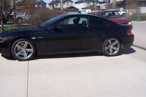 2006 BMW 6-Series M6 Coupe (2 door)