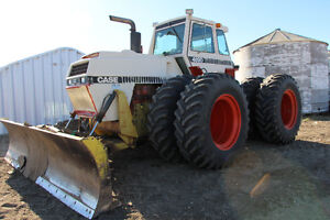 Case 4890 4-WD Tractor
