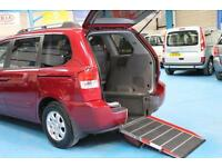 Kia Sedona Auto Wheelchair car disabled accessible vehicle Automatic mobility