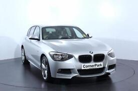 2014 BMW 1 SERIES 120D XDRIVE M SPORT HATCHBACK DIESEL