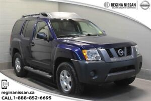 2008 Nissan Xterra Off-Road at