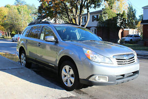 2011 Subaru Outback 2.5i Convenience West Island Greater Montréal image 1