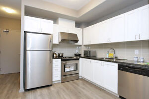 Furnished 1+1 Markham Condo with Cable, Internet, Parking