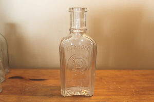 Old Kerkoff Glass Perfume Bottle