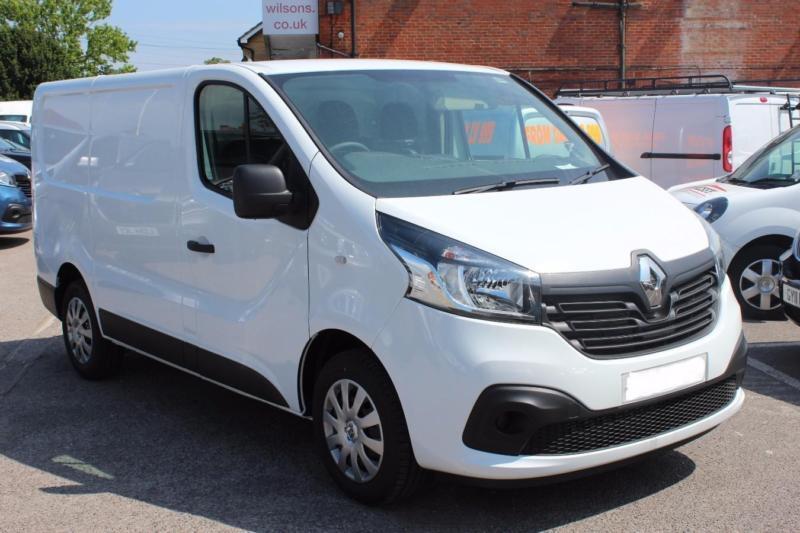2015 Renault Trafic Sl27 Energy Dci 120 Business Van