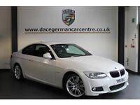 2011 11 BMW 3 SERIES 2.0 320D M SPORT 2DR AUTO 181 BHP DIESEL