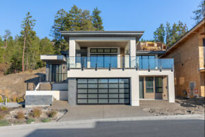 Brand New Home in McKinley Beach in Kelowna for Rent