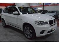 2012 BMW X5 3.0 XDRIVE30D M SPORT 5D AUTO 241 BHP DIESEL