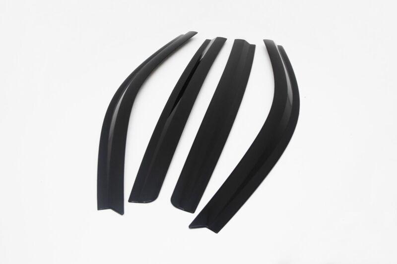 For Fiat Fullback Wind Deflectors Set  (4 pieces)