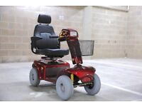Super Bargain! Rascal 850 Mobility Scooter (NEVER USED) Insured until 25th/04/2018