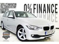 2014 63 BMW 3 SERIES 2.0 320D SE TOURING 5DR AUTOMATIC 181 BHP DIESEL