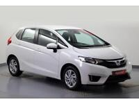 2017 Honda Jazz 1.3 i-VTEC SE Petrol white Manual
