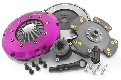 Ford Fiesta ST180 XTREME PERFORMANCE - RACE CARBON BLADE CLUTCH KIT & FLYWHEEL