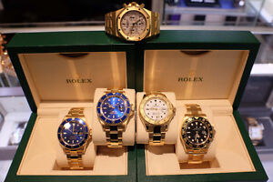ROLEX AUDEMARS PATEK WE PAY THE HIGHEST $$$ IN TOWN TRY US !!!