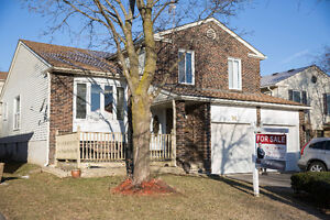 Well maintained side-split in Kitchener (OPEN HOUSE SAT-SUN)