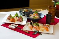 Mikado Restauarnt West  Sever & Sushi& Kitchen cook  wanted !