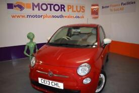 2013 FIAT 500 COLOUR THERAPY HATCHBACK PETROL