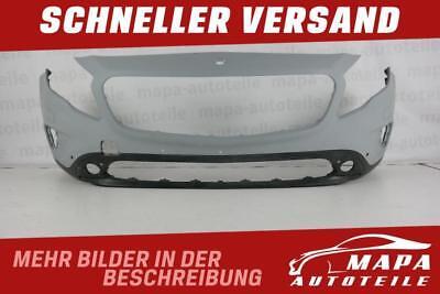 Mercedes GLA W156 Bj. ab 2013 Stoßstange Vorne PDC SRA Original Grundiert A156