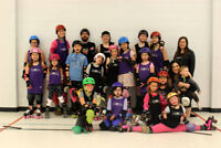 Roller Derby for ages 5-17