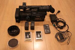 Panasonic HVX200A