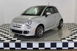 Fiat 500 Sport (toit ouvrant + mag) 2012