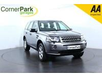 2014 LAND ROVER FREELANDER TD4 GS ESTATE DIESEL