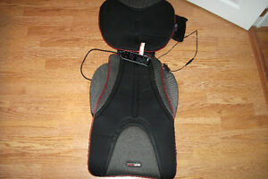 Like new Obusforme Car Massage and Heated Seat