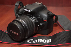Canon Rebel T2i excellent condition