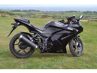 Kawasaki 250 TR 2010