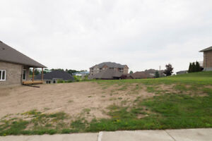 Building Lot in Drayton with Custom Home!
