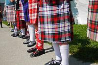 Highland Dance Classes - Fergus Ontario