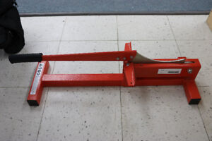 **SUPER** Roberts Model 10-35 8in. Laminate Tile Cutter (#16151)