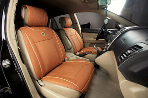 Luxury Leather Seat Covers