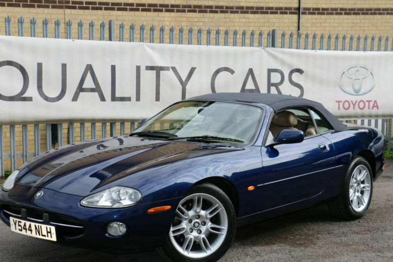 Jaguar XK8 2001 CONVERTIBLE INVESTABLE CLASSIC AT A BARGAIN PRICE! TO CLEAR!