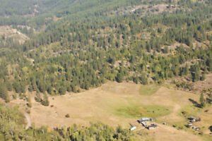 Beautiful BC Acreage With Home