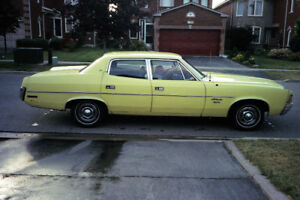 1971 AMC Ambassador DPL for project or parts