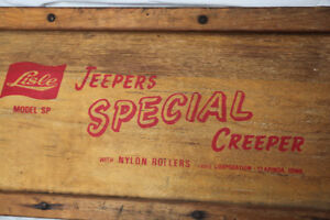 Jeepers Special Creeper
