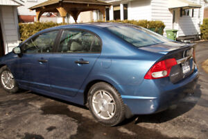 Honda Civic DXG 2009