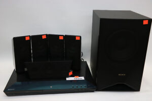 **BLUETOOTH** Blu-ray Home Theater System (#17305)