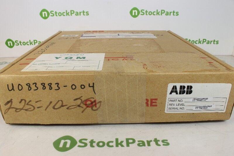 Abb U083883-004 Nsfb - Plc