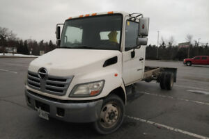 Hino 185 cab and chassis for sale