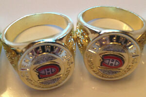 NHL Stanley Cup Rings