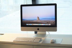 "iMac Desktop Thin Model 21.5"" Late 2012 – 8 GB – Core i5 – 240 S"