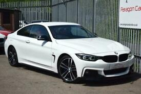 image for 2017 BMW 4 Series 3.0 440i M Sport Auto (s/s) 2dr Coupe Petrol Automatic