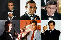 Looking for Bond films after and including Thunderball.