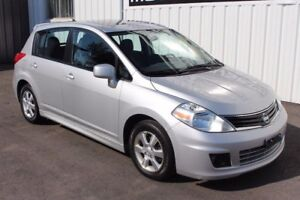 2012 Nissan Versa 1.8 SL TRADE IN | SUNROOF | A/C | AUTO | CR...