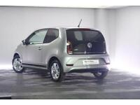 2017 Volkswagen UP Petrol silver Manual